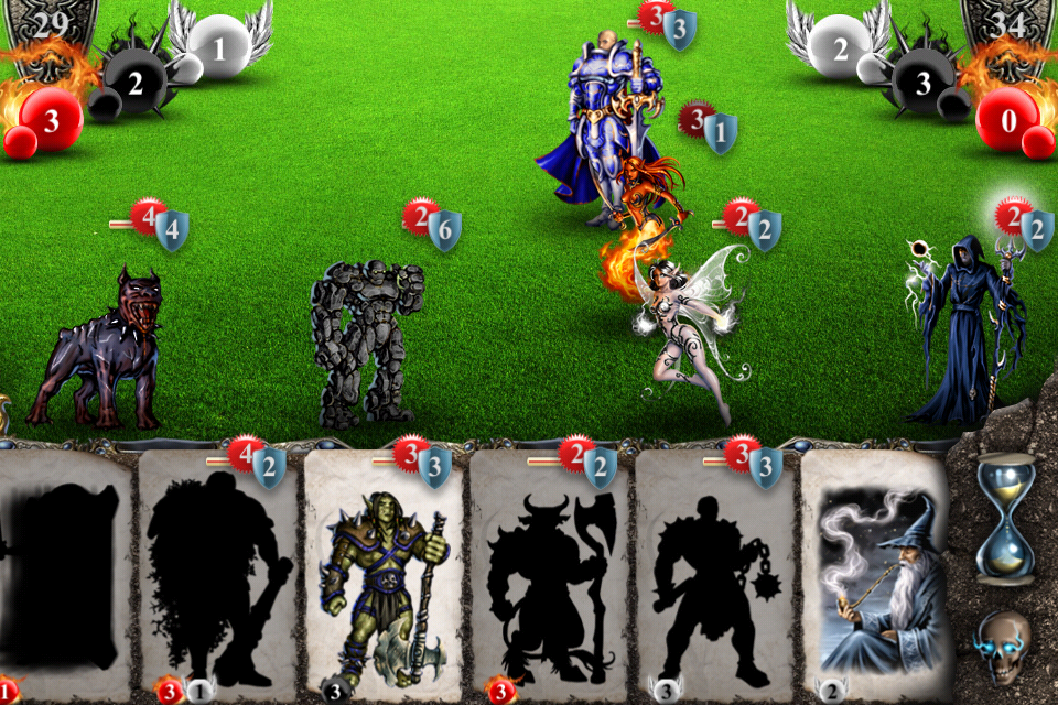 Screenshot Heroes Blade Lite (m)