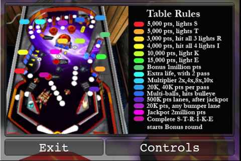 Screenshot PocketPinball 3D® – SciFi Edition
