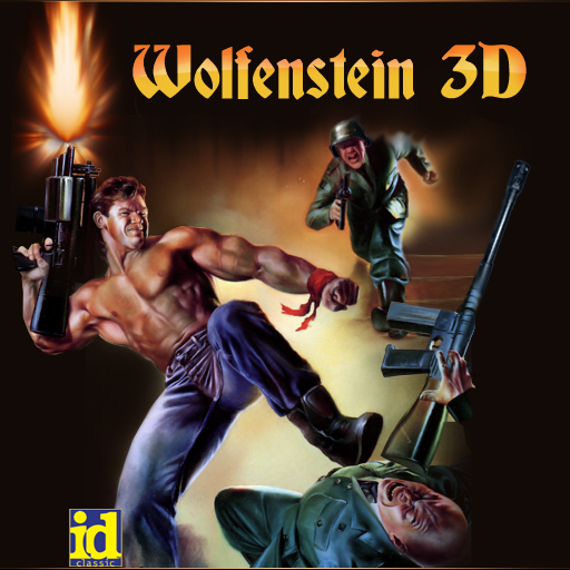 Wolfenstein 3D Classic Platinum app icon